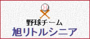 野球チーム旭リトルシニア